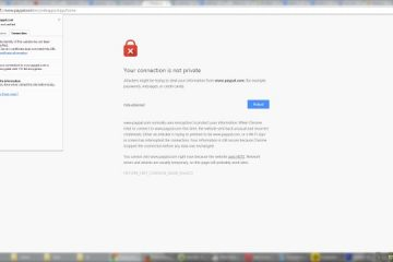 Corrigir erro SSL no Google Chrome [Tutorial completo]