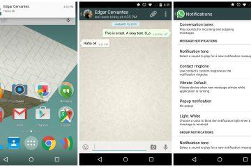Como alterar o tom de notificações do WhatsApp passo a passo