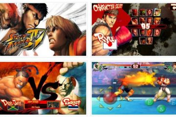 Download Street Fighter 4 para android