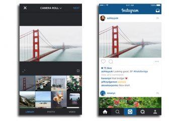 Como fazer upload de uma foto para o Instagram sem cortá-la passo a passo