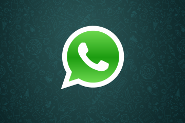Como alterar o tamanho da fonte do WhatsApp no ​​meu iPhone