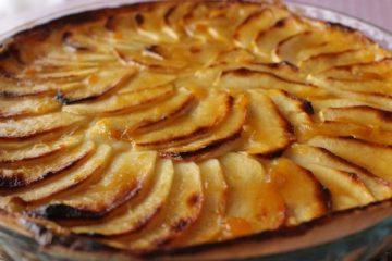 Como cozinhar sua própria torta de maçã