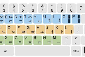 Como colocar o teclado em coreano para qualquer dispositivo? Guia passo a passo