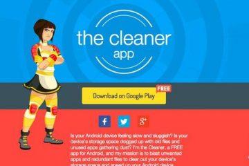 Baixe o limpador – Boost & Clean para Android e otimize seu telefone ao máximo