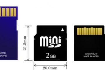 Como remover a proteção contra gravação de um cartão de memória SD?