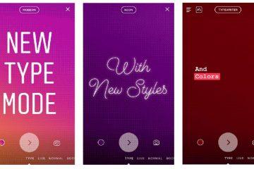 Como alterar a letra nas histórias do Instagram passo a passo
