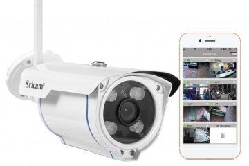 Como configurar uma câmera IP para visualizar imagens remotamente