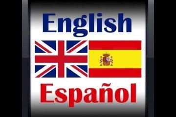 Download Tradutor Inglês-Espanhol Grátis