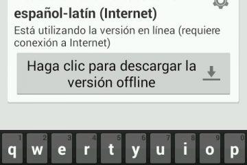 Faça o download do tradutor latino para Android