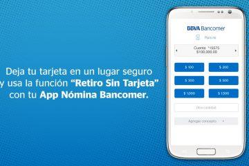 Como transferir com o Bancomer do seu celular Passo a passo