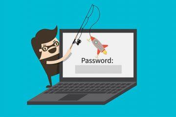 Como evitar phishing e personificação?
