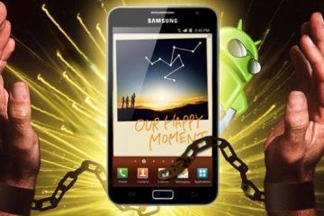 Como fazer root Samsung Galaxy Note N7000 SEM PC [Passo a Passo]