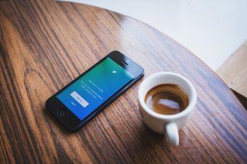 Como gerenciar várias contas do Twitter em um iPhone?