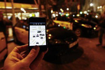 O Uber trabalha o tempo todo ou tem horário limitado?