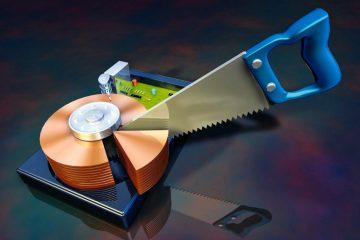 O que é e quantas partições um disco rígido pode ter?