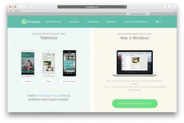Como usar o WhatsApp no Mac?