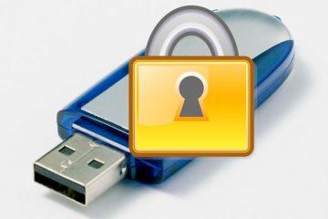 Como colocar uma senha em um pendrive ou USB?