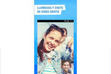 FaceTime para android em espanhol