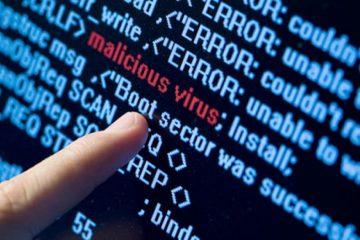 Como nasceram os vírus de computador?