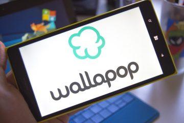 Como excluir uma conta do Wallapop