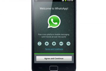 Como alterar a foto do perfil do WhatsApp