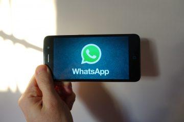 O WhatsApp demora para enviar mensagens. O WhatsApp não envia mensagens
