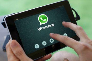Como baixar e instalar o WhatsApp para Android Tablet sem chip ou chip