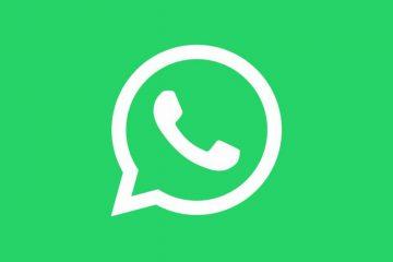 O WhatsApp Web está ativo no momento Como corrigi-lo?