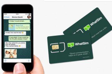 O que é o Whatsim e como ele funciona?