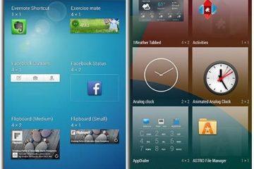 Deseja remover Widgets da tela inicial do Android? Eu te mostro como