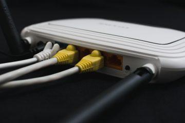Como saber se o sinal da Internet é roubado?