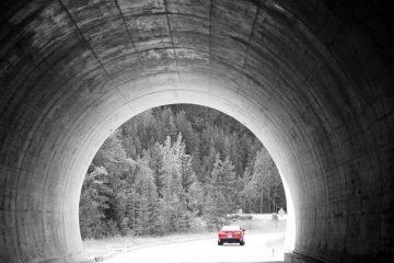 Como se proteger de olhares indiscretos com visão de túnel