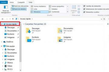 Configure o menu de acesso rápido do seu Windows 10