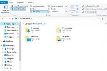 Altere o Windows 10 Explorer para iniciar no computador e não no acesso rápido