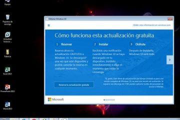 Como ocultar a notificação de obtenção do Windows 10