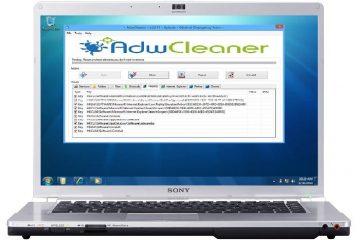 Como remover barras de ferramentas e publicidade do computador