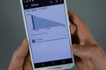 Truques para economizar bateria no Android 5.0 Lollipop