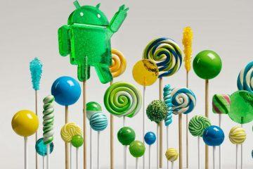 Instale a porta Android Lollipop que já existe para o Nexus 4