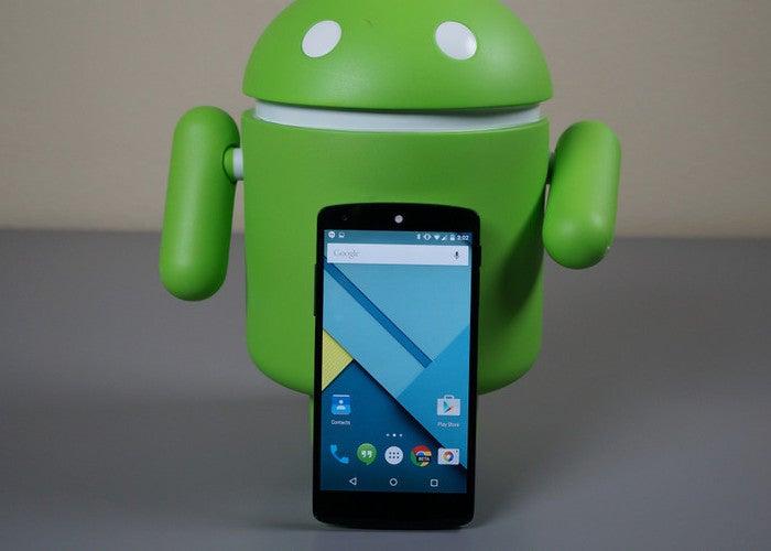 Baixe planos de fundo e sons Android 5.0
