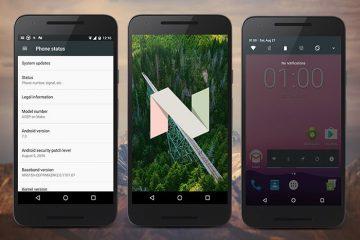 Obtenha a experiência Android mais limpa no seu Nexus com o PureNexus