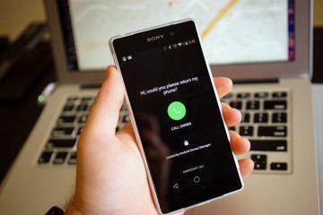 Encontre o celular que você considerou perdido graças a esta aplicação