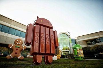 Como gravar a tela do seu smartphone com o Android 4.4 KitKat