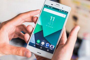 Instale o iniciador Marshmallow do Sony Xperia Z5 em qualquer Android