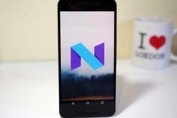 Como obter uma aparência semelhante ao Android N no seu celular
