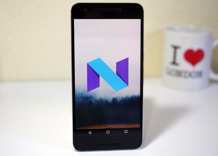 Android-N-design-personalização