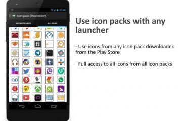Como usar vários pacotes de ícones ao mesmo tempo