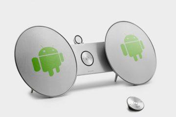 Use o dispositivo Android como um alto-falante remoto