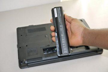 Conheça o estado real da bateria do seu laptop