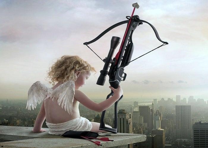 Cupido do bebê-982582