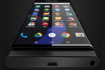 Instale o iniciador, calendário e teclado do BlackBerry Priv no seu Android